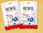 闽南渔港鱿鱼花香辣味82g