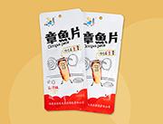 追鱼人章鱼片香辣味30g