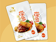 闽南渔港酥骨带鱼烧烤味15g