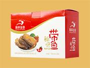闽南渔港酥骨带鱼香辣味15g*20包