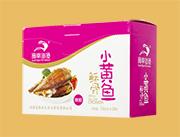 闽南渔港酥骨小黄鱼糖醋味15g*20包