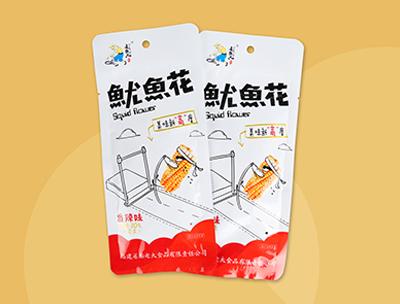 追鱼人鱿鱼花香辣味30g(袋中袋)