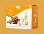 闽南渔港酥骨小黄鱼烧烤味15g*20包