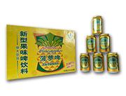 绿太饮品菠萝啤