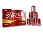 于福记可乐碳酸饮料