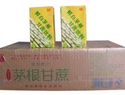 日康茅根甘蔗饮料24x250ml