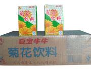 夏宝菊花茶-24x250ml