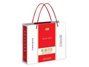 智元B族核桃乳红色苗砖250ML×12礼盒袋