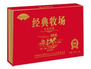 智元九个经典牧场红色礼盒装