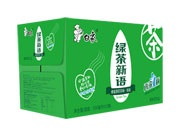 白象绿茶外包装