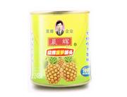 晨辉菠萝罐头248g