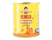 晨辉黄桃罐头248g