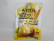 食庆旺45g旋风土豆