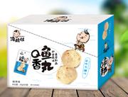 海鳞娃Q香鱼丸(烧烤味)