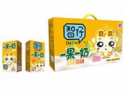 智仔一果一奶乳酸菌饮品125mlx32盒
