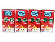智仔一果一奶草莓味125ml