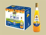华宝金果郎鲜榨芒果汁