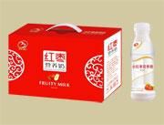 华宝红枣营养奶