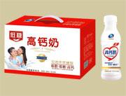 华宝低糖高钙奶