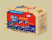 华宝蓝枸养生奶礼盒
