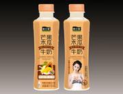 酷汁源芒果木瓜牛奶500ml