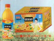 果粒橙-450ML-15瓶