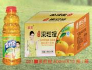 果粒橙-600ML-15瓶