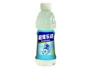 超煌乐动营养素运动饮料青柠味600ml