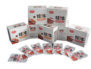谷研工坊哇牛麻辣素牛肉+烧烤素牛肉25x20袋克箱装展示图