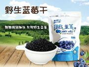 喜之蓝野生蓝莓果干100g