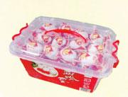 咸鸭蛋塑料礼盒装