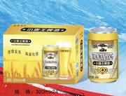 小麦王啤酒-320ML