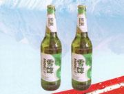 雪啤啤酒-500(600)ML