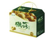 起成果园猴菇养生奶绿箱240ml×10罐