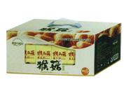 起成果园猴菇养生奶绿箱240ml×12盒(带手提袋)