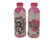 维加水蜜桃口味运动饮料
