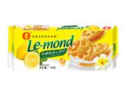 中参宝2元系列之柠檬夹心饼干108克