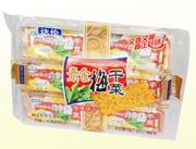 达伦360g素食梅干菜咸味饼干
