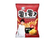 米米佳薯1薯2番茄味40g薯条