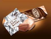 德芙牛奶杏仁酱夹心巧克力
