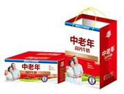 宏易堂中老年高钙奶饮品礼盒装