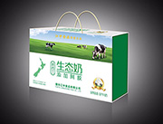 烟台江中阿胶生态奶礼盒