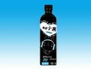 梦立方我是小黑为青春喝彩蓝莓味饮料500ml