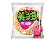 美多多雪米饼散称小袋包装