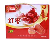 开口福红枣蛋糕516克