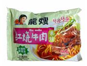 龙嫂红烧牛肉米线115克