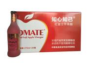 知心知己红富士苹果醋275ml×24瓶