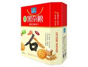 谷部一族黑杂粮酥性杂粮饼干1.5kg