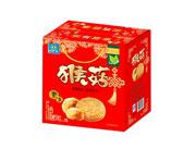 谷部一族猴菇酥性饼干箱