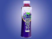 春尚好蓝莓汁饮料500ml